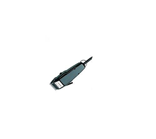 Moser Profiline Haarschneider Edition 1400, schwarz, ab 0.1mm, + 6 EXTRA Aufsteckkämme (1881-7170) von 3mm - 25mm.