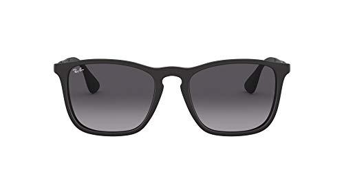 Ray-Ban MOD. 4187 Ray-Ban Sonnenbrille MOD. 4187 Rechteckig Sonnenbrille 54, Schwarz