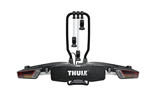 Thule 934100 Fahrradträger EasyFold XT, 3 Bikes, 13 pin