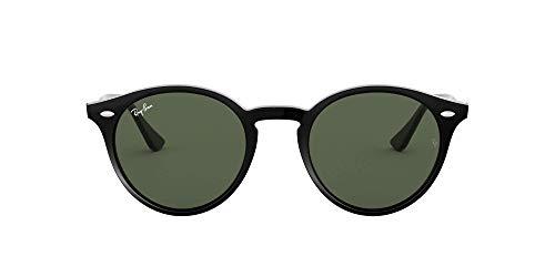 Ray-Ban MOD. 2180 Ray-Ban Sonnenbrille MOD. 2180 Rund Sonnenbrille 51, Schwarz