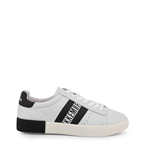 BIKKEMBERGS Herren Sneakers Weiß, Modell: Cosmos, Größe:45