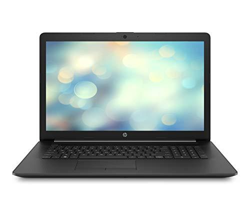 HP 17-by2290ng (17,3 Zoll / HD+) Laptop (Intel Celeron N4020, 1TB HDD, 8 GB DDR4 RAM, DVD Laufwerk, Intel UHD Grafik, Windows 10, QWERTZ) schwarz