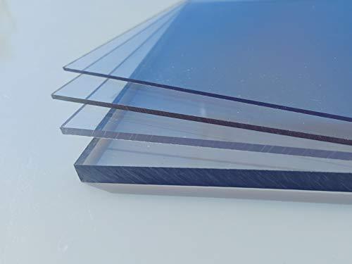 Platte Acrylglas XT, 1000 x 500 x 3 mm, farblos, Zuschnitt klar alt-intech®