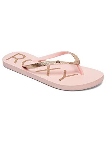 Roxy Damen Viva Glitter Sport Sandalen, Pink (Lt Peach Lpc), 39 EU