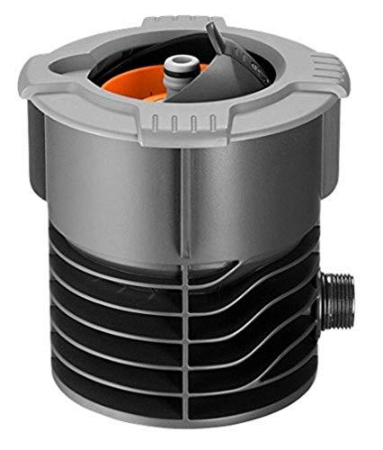 Gardena Pipeline Wassersteckdose: Oberirdische Wasserentnahmestelle für die Pipeline oder das Sprinklersystem, unterirdisch verbaut,¾ Zoll Außengewinde, automatisches Stoppventil (8250-20)