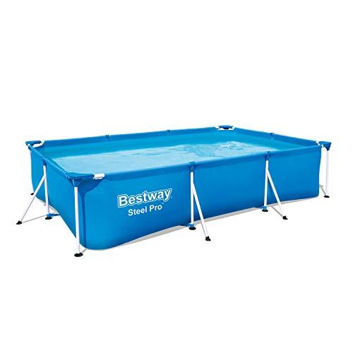Bestway Steel Pro Schwimmbecken - Stahlrahmen - 300 x 201 x 66 cm - PVC