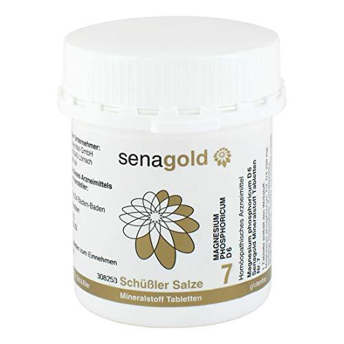 Schüßler Salz Nr.7 - Magnesium phosphoricum D6-400 Tabletten, glutenfrei