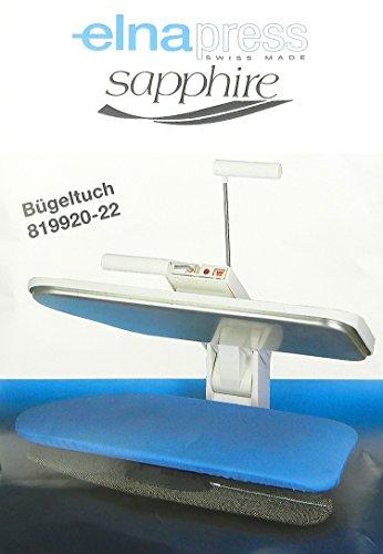 Elnapress Bügelpresse Bezug Sapphire Bügeltuch 819920-22
