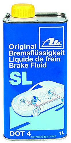 ATE Bremsflüssigkeit SL DOT4, 1000 ml