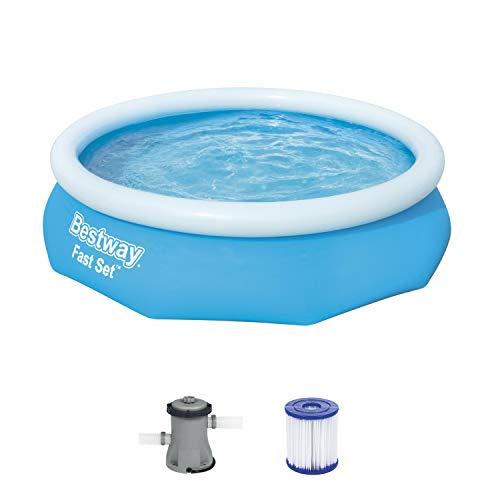 Fast Set Pool-Set, rund, mit Filterpumpe 305 x 76 cm