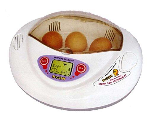 vollautomatischer Inkubator,RCOM Mini,INKUBATOR-BRUTAPPARAT-BRUTMASCHINE-INCUBATOR-COUVEUSE-BRUTKASTEN