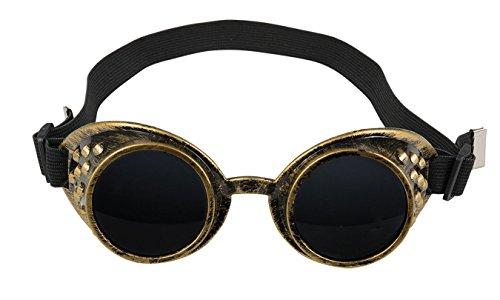 Boland 54503 Brille Steampunk, One Size