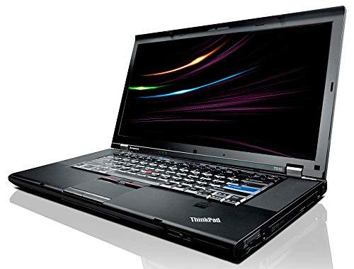 Lenovo ThinkPad T510 Business Notebook Intel i5 2.4 GHz Prozessor 3 GB Arbetsspeicher 160 GB HDD 15.6 Zoll Display 1366x768 Windows 10 Pro A76 (Generalüberholt)