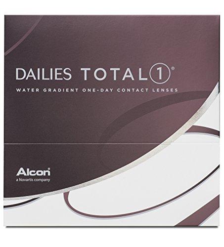 Dailies Total 1 Tageslinsen weich, 90 Stück / BC 8.5 mm / DIA 14.1 / -3,50 Dioptrien