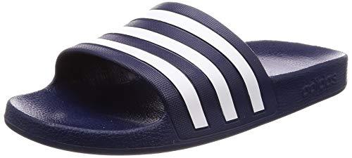 Adidas Unisex-Erwachsene Adilette Aqua Dusch- & Badeschuhe, Blau (Azul 000), 43 EU (9 UK)