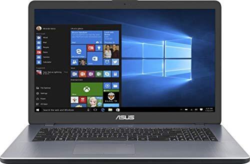 ASUS Intel Quad SSD (17,3 Zoll HD++) Notebook (Intel® Pentium® Silver Quad N5000 mit 2.70 GHz, 8GB DDR4, 512 GB SSD, Intel HD Graphics 605, HDMI, Windows 10, MS Office) #6428
