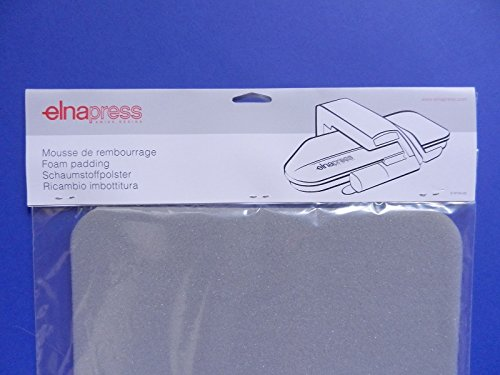 Elna Press Bügelpresse Bezug + Schaumstoffpolster Bügeltuch