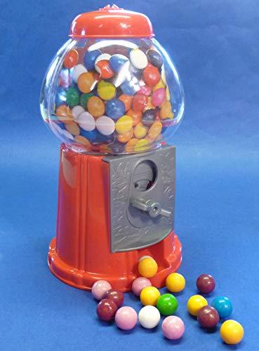 Kaugummiautomat NOSTALGIE mit realistischer FUNKTION + Bubble Kaugummis