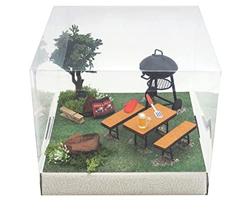 ZauberDeko Geldgeschenk Verpackung Geldverpackung Grillen Grill Garten Party Geburtstag Mann