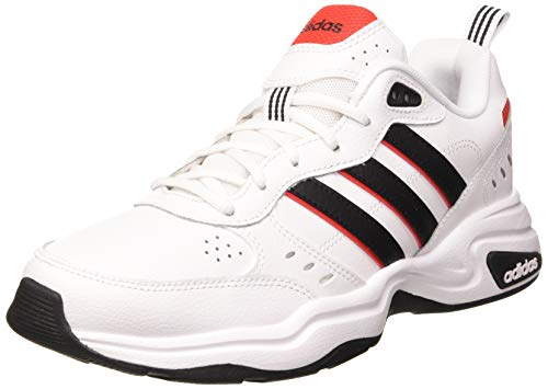 adidas Herren Strutter Sneaker Laufschuh, White 655, 46 2/3 EU