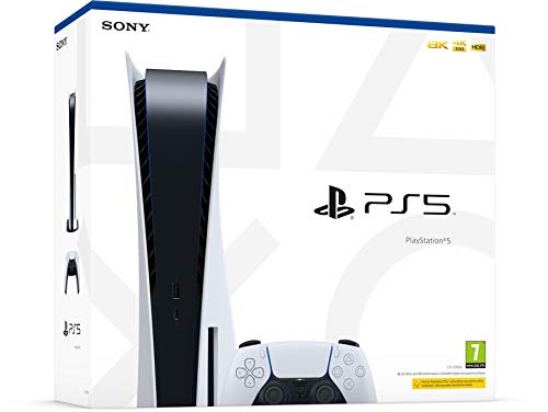 PS5 Konsole Sony PlayStation 5 - Standard Edition, 825 GB, 4K, HDR (Mit Laufwerk)