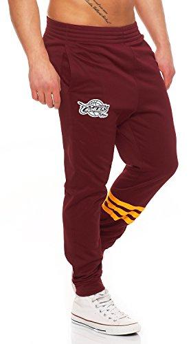adidas Herren Shorts SMR RN Pants, Dunkelrot (Cavaliers), M, 4056562824475