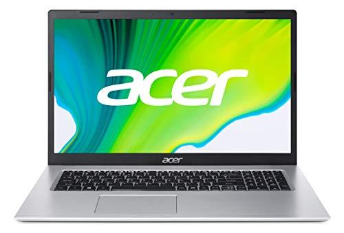 Acer Aspire 3 (A317-33-P77P) Laptop 17 zoll Windows 10 Home - FHD IPS Display, Intel Pentium N6000, 8 GB DDR4 RAM, 512 GB M.2 PCIe SSD, Intel UHD Graphics
