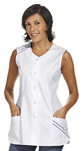 LEIBER Hosenkasack - Damen-Kasack - ohne Arm - weiß - Größe: 40
