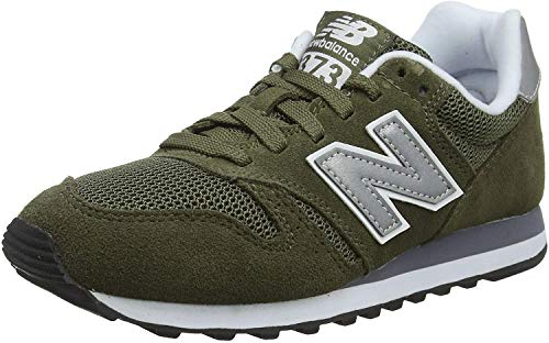 New Balance Herren 373 Core h Sneaker, Grün (Olive), 42 EU