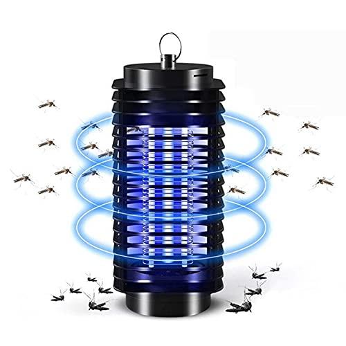 Elektrischer Insektenvernichter, ZBogo Mückenfalle Insektenlampe Mückenlampe UV Insektenfalle Insektenfänger Fliegenfalle, Wirksam zum Reduzieren Fliegender Insekten für Innen Schlafzimmer und Gärten