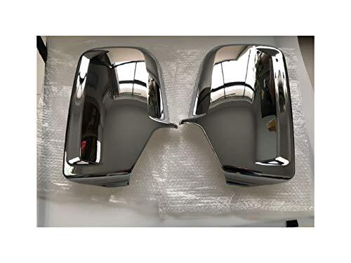 AN Claral Chrom-Auto-Tür-Seitenflügel Spiegel-Abdeckung gepasst for Mercedes Sprinter VW Crafter 2006+