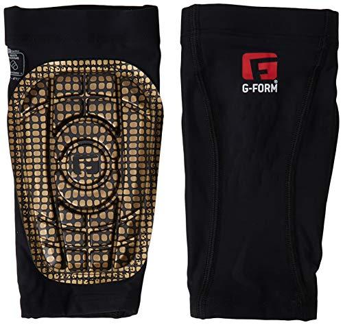 G-Form Pro-S Compact Schienbein-Schützer Schwarz/Gold, M