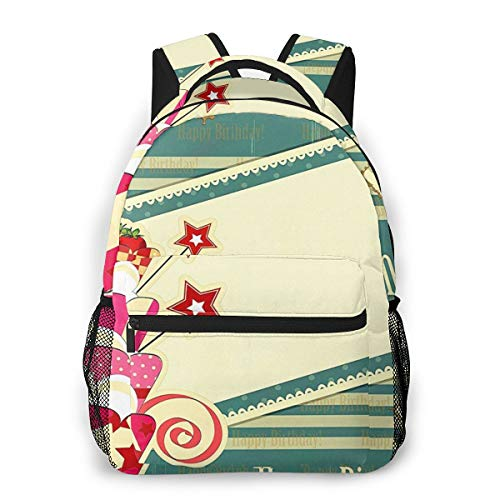 Rucksack Männer Und Damen, Laptop Rucksäcke für 14 Zoll Notebook, Haustierfutter Wasser 53 Kinderrucksack Schulrucksack Daypack für Herren Frauen