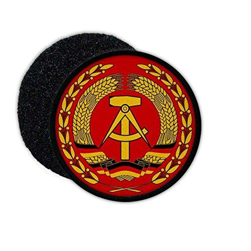 Copytec Patch Volksmarine VM NVA Marine DDR Ostsee Abzeichen Wappen Hammer Zirkel #24508