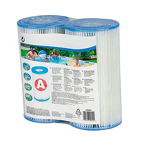 Lvhan Filterkartusche - Kartuschen Schwimmbecken Filter,Pool Filterpatrone Ersatzfilter für Typ A Typ C