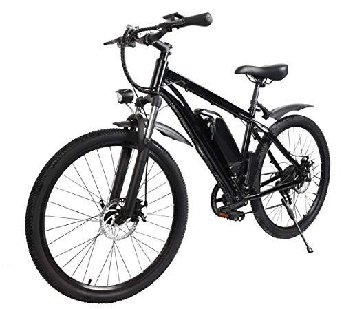 "E-Bike ""EX10"", 29 Zoll E-Bike Elektro Mountainbike Elektrofahrrad Trekking Pedelec Fahrrad (29 Zoll)"