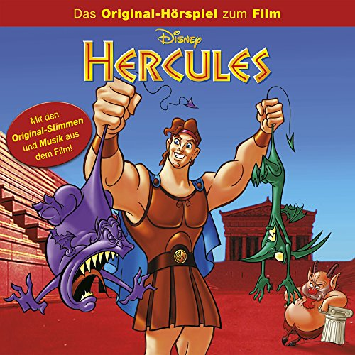 Hercules (Das Original-Hörspiel zum Film)