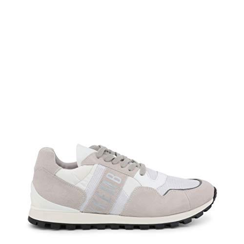 BIKKEMBERGS Herren Sneakers Weiß, Modell: Fend-ER, Größe:45