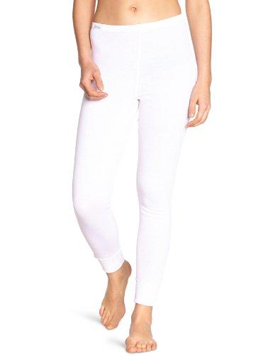 Odlo Damen Funktionsunterhose Warm, White, XL, 152041