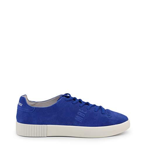 BIKKEMBERGS Herren Sneakers Blau, Modell: Cosmos, Größe:43