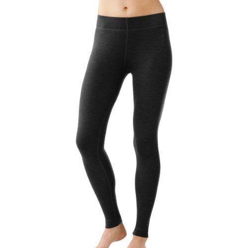 Smartwool Damen Unterhose Leggings Women's NTS Mid 250 Bottom Funktionsunterwäsche, Black, M