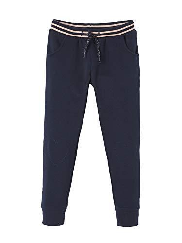 Vertbaudet Sporthose für Mädchen Nachtblau 98/104