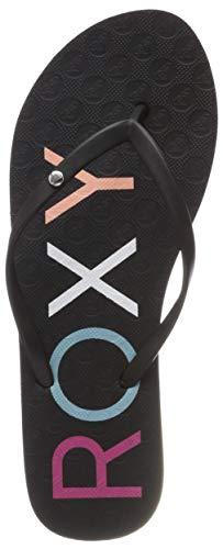 Roxy Damen Sandy Sport Sandalen, Mehrfarbig (Black Multi Bk5), 39 EU