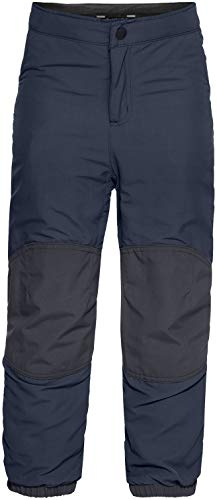 Vaude Kinder Caprea Warmlined Pants II Hose, Eclipse, 134/140