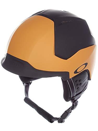Oakley Gold Braun 2018 Mod5 Snowboard Helm (Large, Braun)