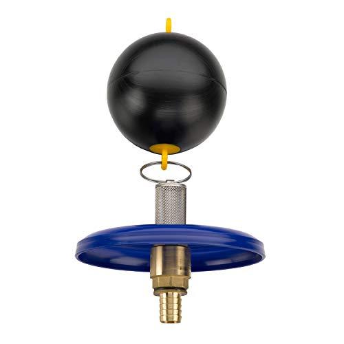 3P Schwimmende Ansaug Armatur für die Entnahme des Regenwassers aus der Zisterne BZW. Regenwassertank