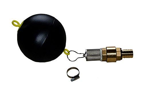 Anschluss Set schwimmende Entnahme für Schlauch 1 Zoll NW 25mm