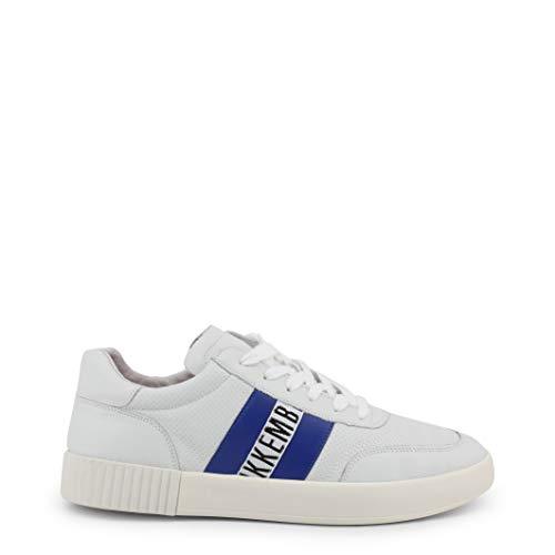 BIKKEMBERGS Herren Sneakers Weiß, Modell: Cosmos, Größe:44
