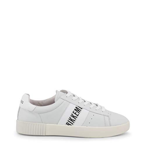 BIKKEMBERGS Herren Sneakers Weiß, Modell: Cosmos, Größe:43