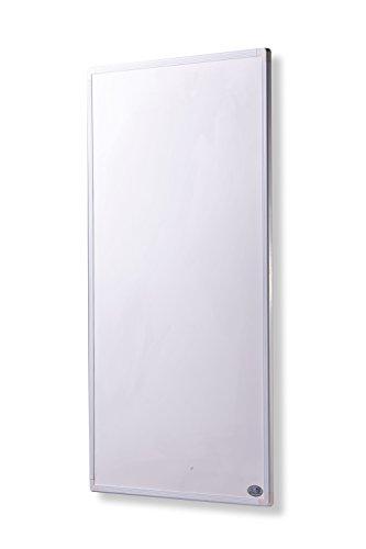 Könighaus Infrarot Heizung 800 und 1000 Watt mit TÜV + 10 Jahre Garantie ✓Infrarotheizung für 12-34m² (1000W + Thermostat)
